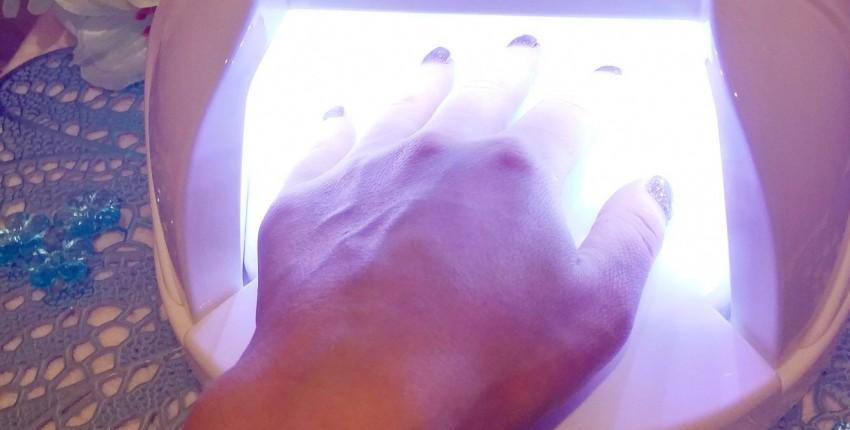 Уф-лампа 48 Вт Born_Pretty для сушки гель-лаков