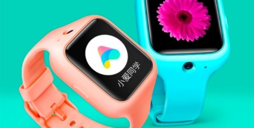 Детские смарт-часы XIAOMI MI BUNNY CHILDREN WATCH 3 4G - отзыв покупателя