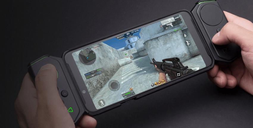 Игровой смартфон Xiaomi Black Shark Helo