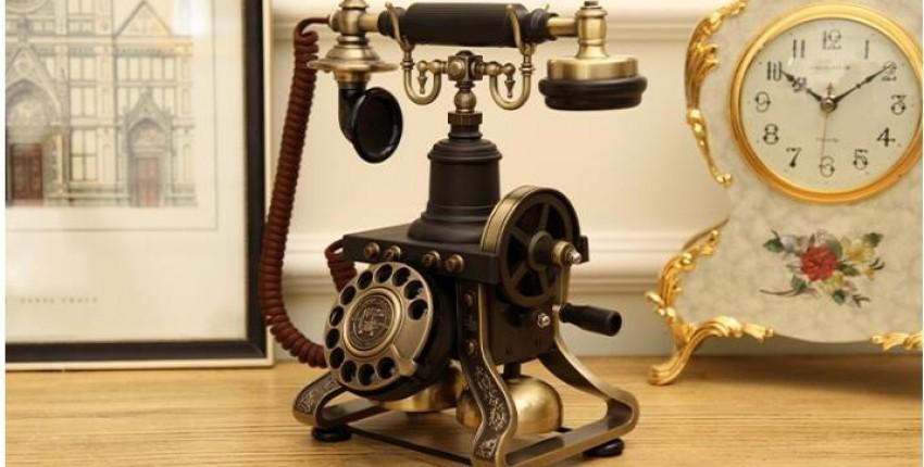 Антикварный ретро телефон, высокого класса для Бизнеса или дома.