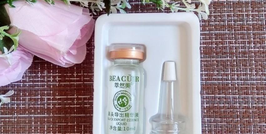 Очищающая сыворотка для лица BEACUIR