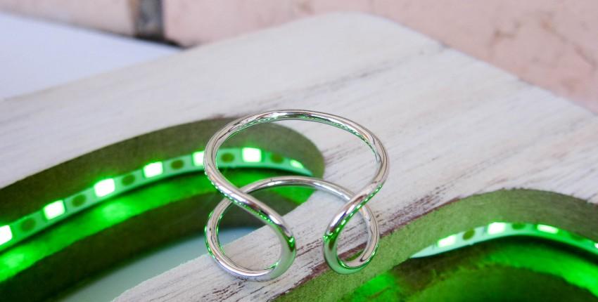 Серебряное колечко - отзыв покупателя