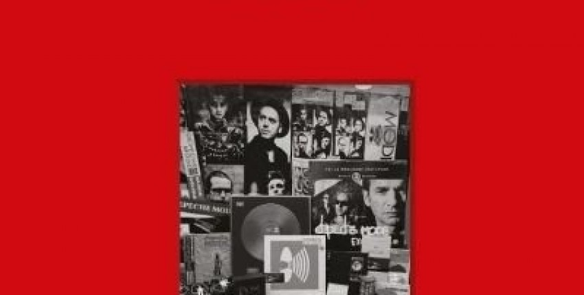 Монумент. Depeche Mode