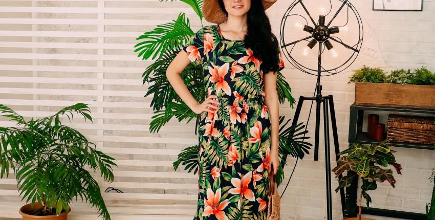 Пляжное платье PADEGAO - отзыв покупателя