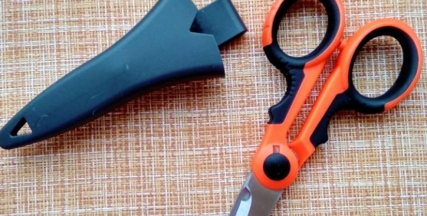 Вот он - отличный инструмент для мужчины. Ножницы от MNFT