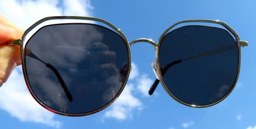 Классные солнцезащитные очки с защитой UV400 - отзыв покупателя