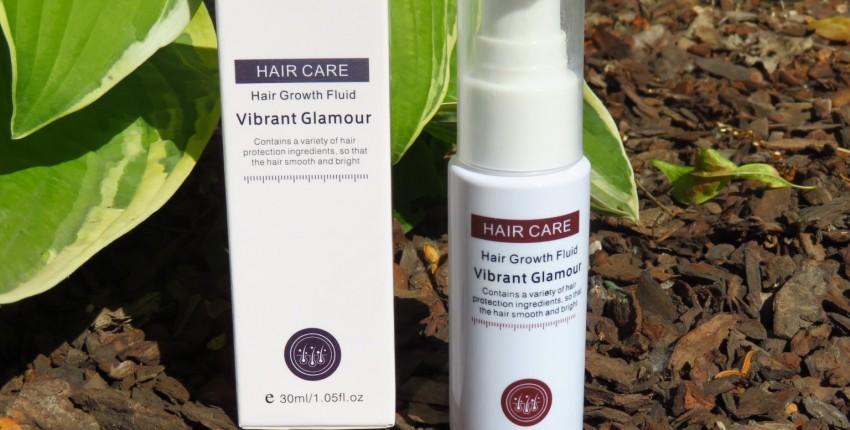 Сыворотка для усиления роста и укрепления волос от VIBRANT GLAMOUR - отзыв покупателя