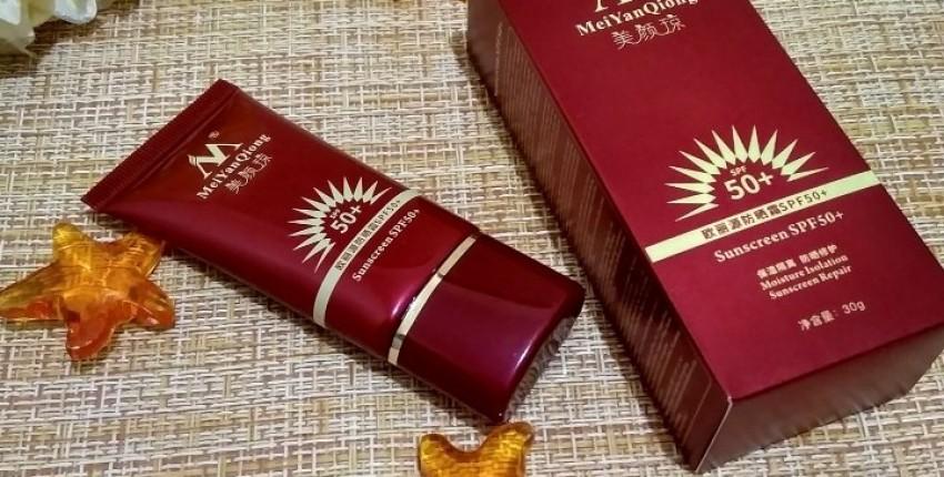 Солнцезащитный крем SPF50 от MeiYanQiong