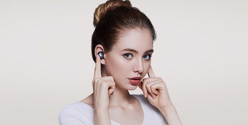 QCY qs1 TWS 5,0 Bluetooth наушники 3D стерео беспроводные наушники