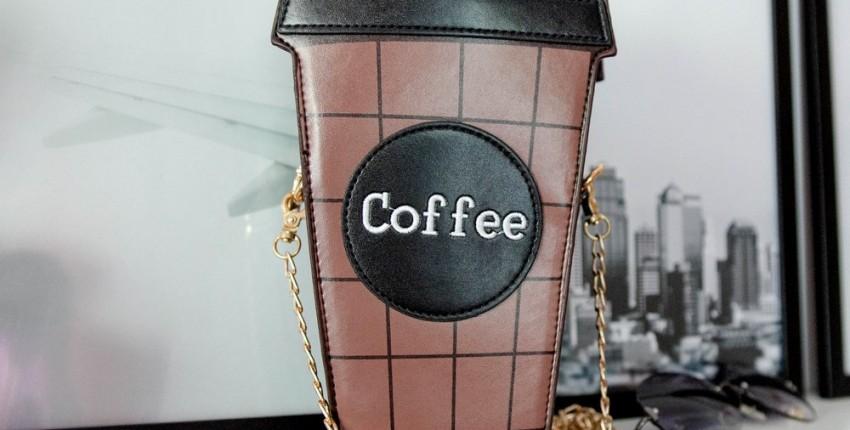 Сумочка для любителей кофе - отзыв покупателя