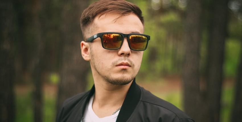 Зеркальные очки KDEAM - отзыв покупателя