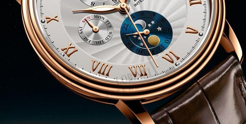 Швейцарские часы LOBINNI автозавод, сапфировое стекло!