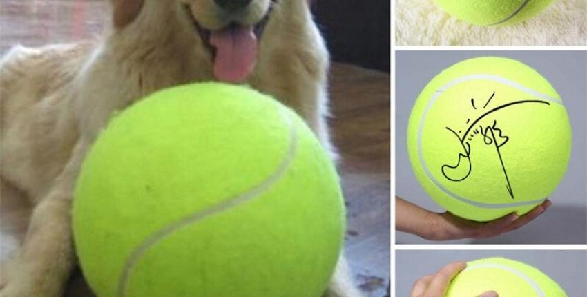 Теннисный пляжный мяч диаметр 24 см - отзыв покупателя