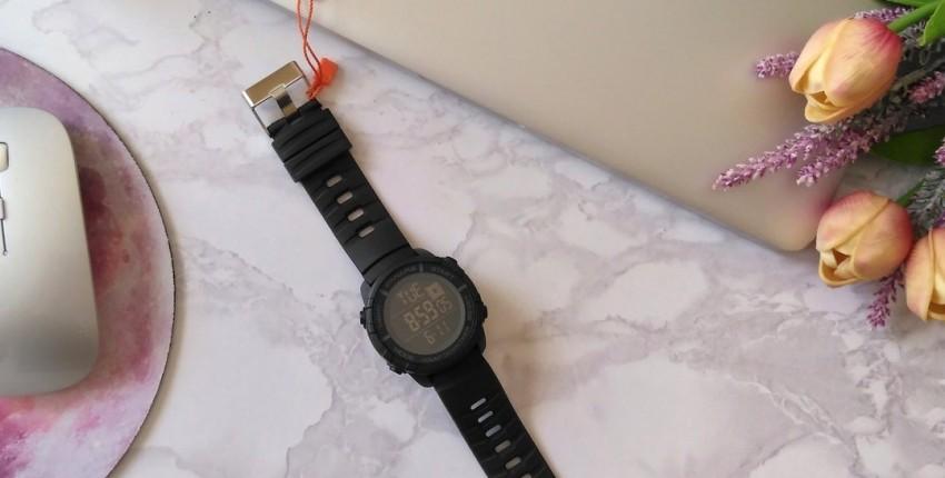Цифровые спортивные часы Panars - отзыв покупателя