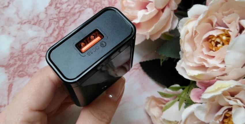 Зарядное устройство от бренда TOPK. - отзыв покупателя