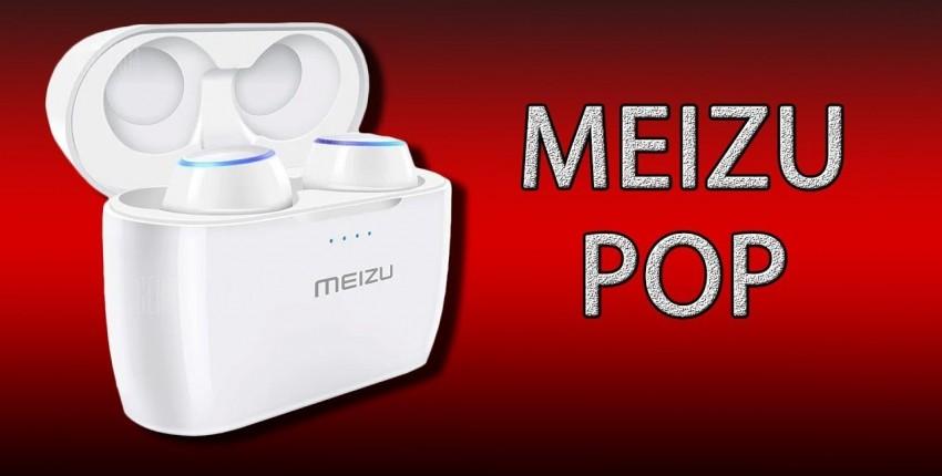 Meizu Pop TW50 Оригинал Беспроводные наушники Bluetooth наушники