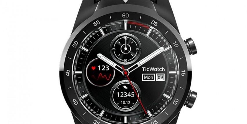Ticwatch PRO Смарт-часы - отзыв покупателя