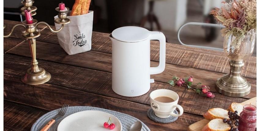 Xiao mi jia mi 1.5L электрический чайник - отзыв покупателя