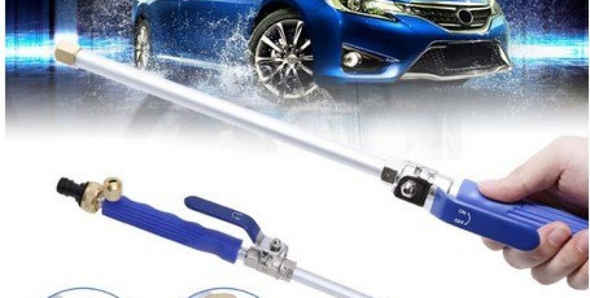 Alloy Wash Tube Hose Car High Pressure Power Water - User's review