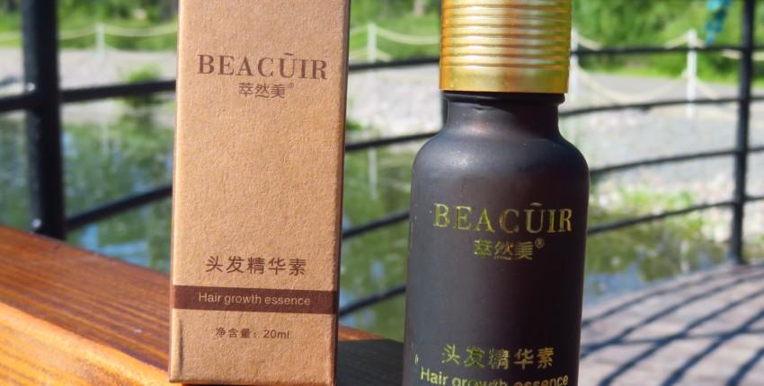 Масло для востановления и усиления роста волос на основе трав - отзыв покупателя