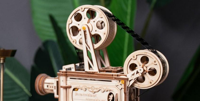 Деревянные конструкторы Роботайм. Robotime 2019 Новое поступление 3D пазлы - отзыв покупателя
