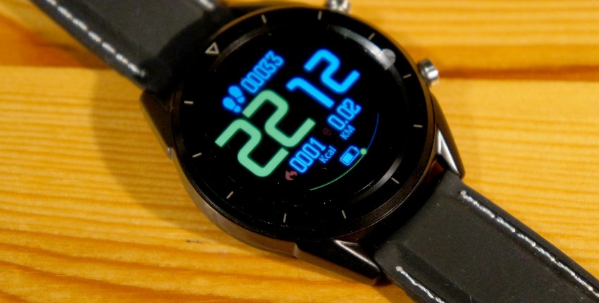 New ECG  PPG Smart Watch - User's review