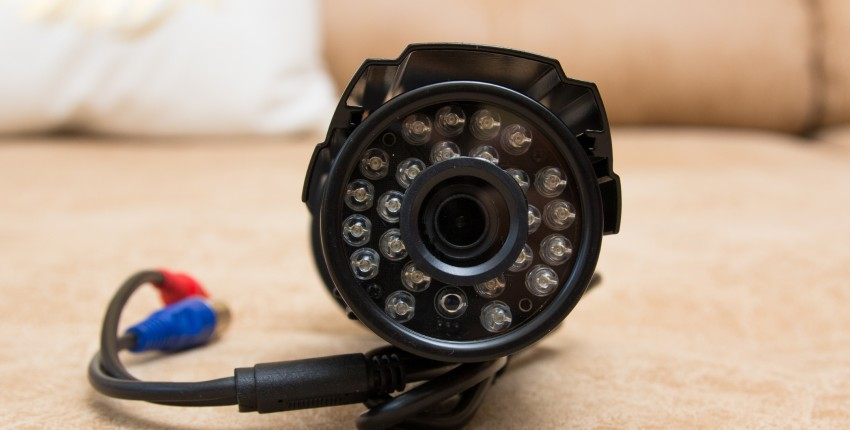 Система видеонаблюдения из 8-ми камер ZOSI 8CH CCTV DVR 720P