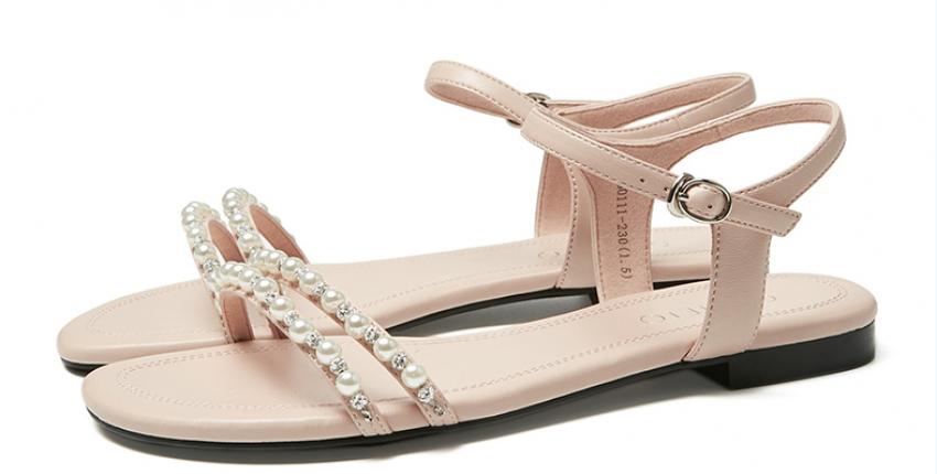 Прелестные босоножки из нового магазина фабричной обуви GEMEIQ, Алиэкспресс.