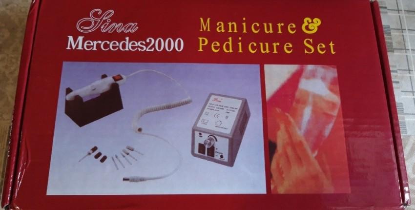 Вы ищите бюджетный и качественный аппарат для маникюра и педикюра для домашнего использования?! - отзыв покупателя