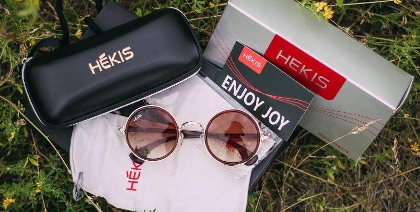 Солнцезащитные очки Hekis - отзыв покупателя