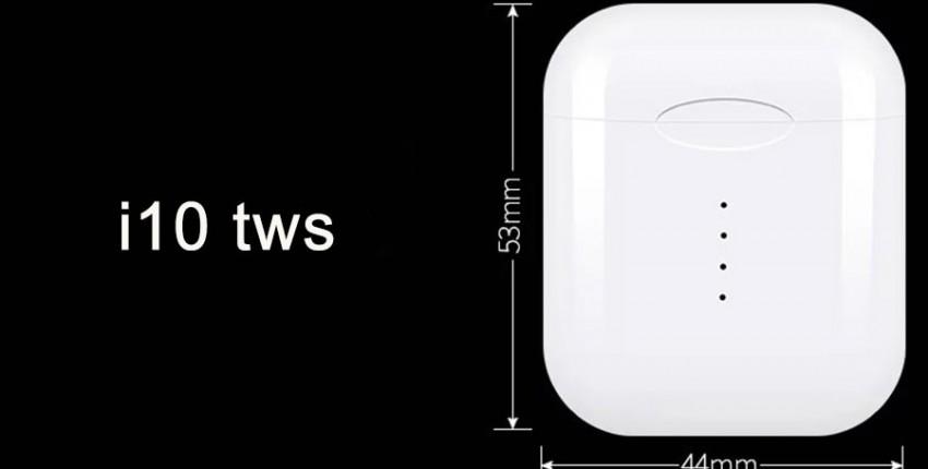 i10 tws Оригинальные новые беспроводные наушники  i9s i60TWS Bluetooth 5,0