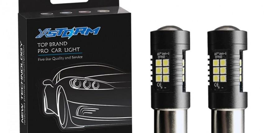 Замена галогена ДХО на светодиоды