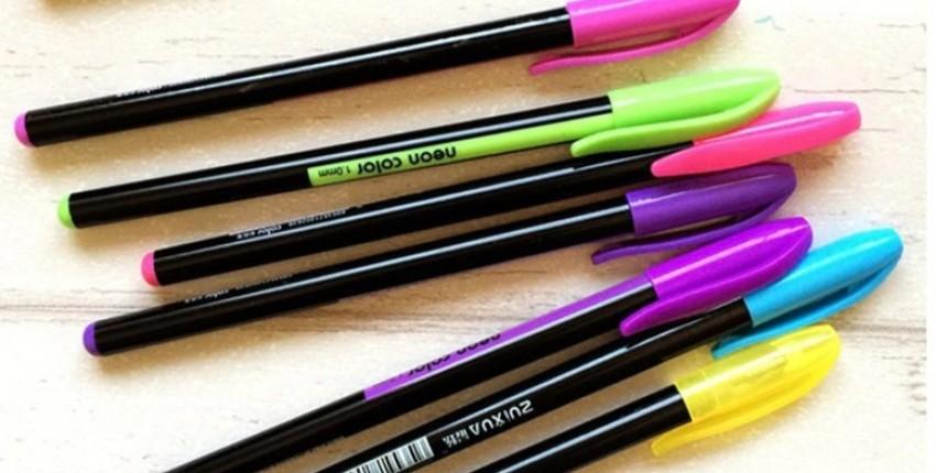 Ручки для рисования с AliExspress и пенал! - отзыв покупателя
