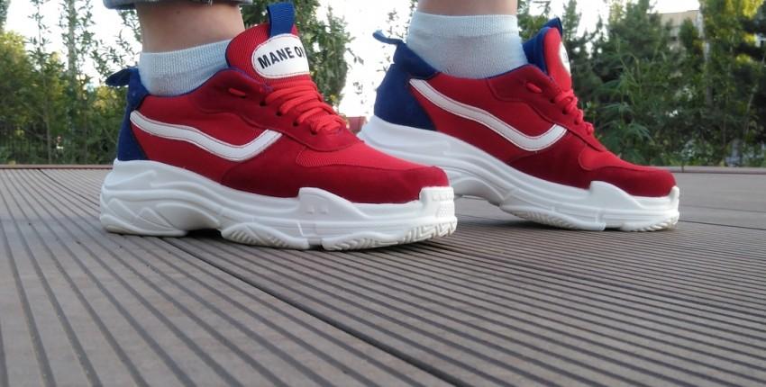 Женские кроссовки от бренда SmallHut - отзыв покупателя