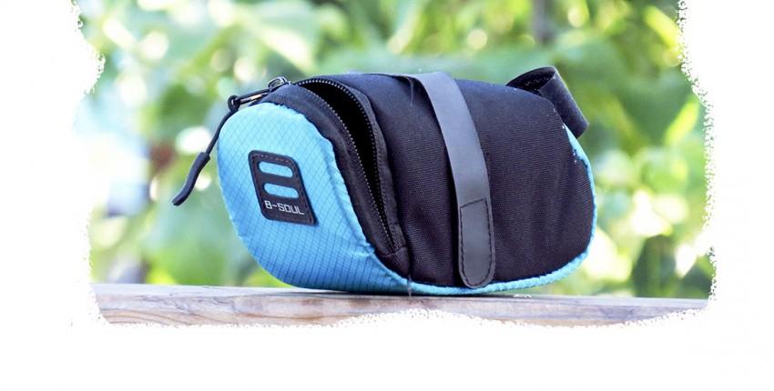 Подседельная сумка B-SOUL с AliExpress - отзыв покупателя