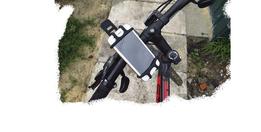 Велосипедный держатель для телефона Floveme с AliExpress - отзыв покупателя