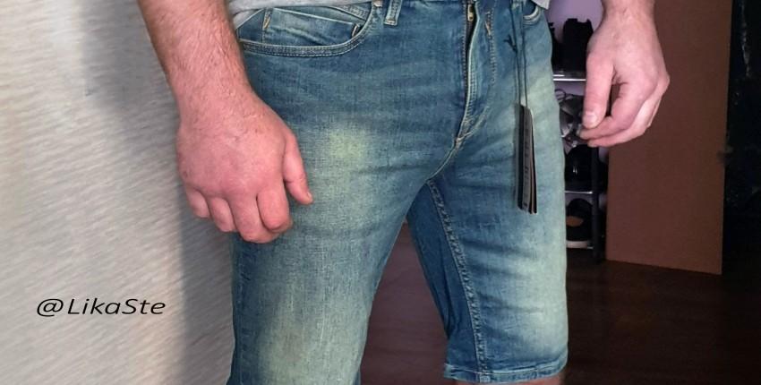 Известная марка мужской одежды нашлась на Али. Идеальные мужские шорты.