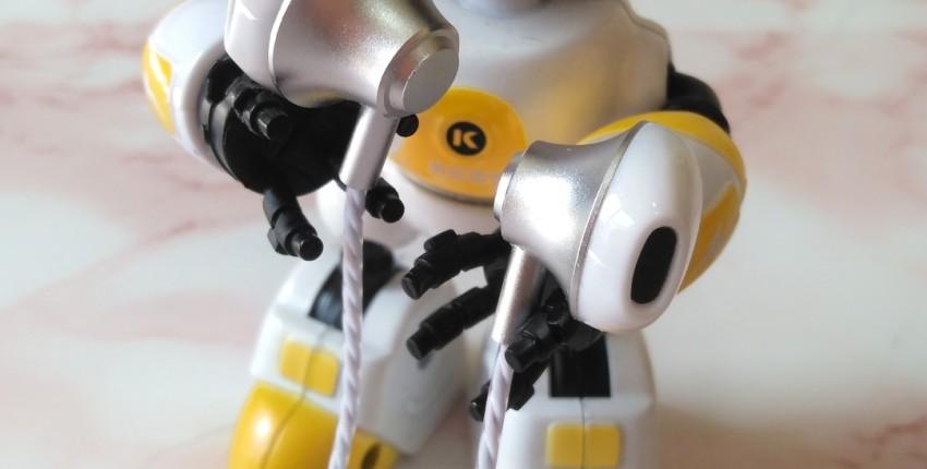 Проводные наушники-вкладыши от Kesen Global Store. - отзыв покупателя
