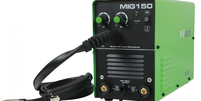 Сварочный аппарат MIG-150 инвертор/полуавтомат DC 220 V 2 в 1 - отзыв покупателя