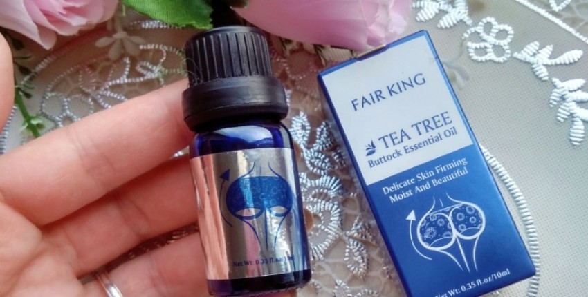 Массажное масло для ягодиц от FAIR_KING