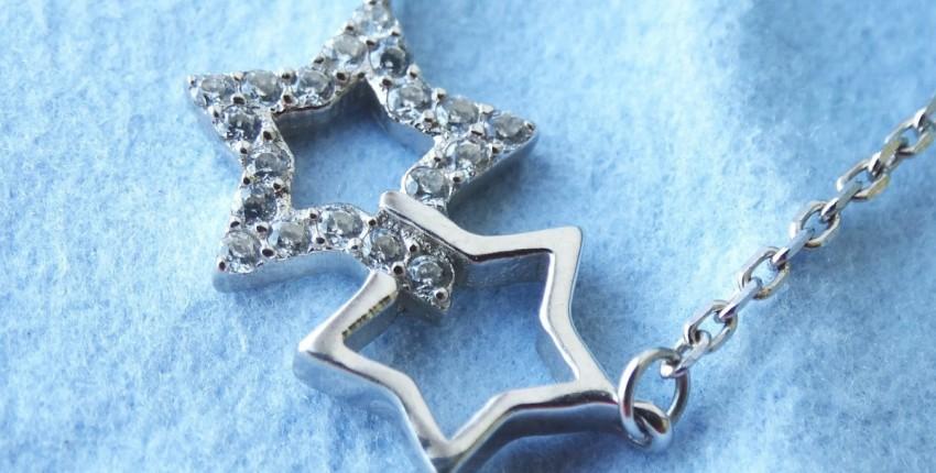 Серебряные звёздочки SA SILVERAGE с Aliexpress - отзыв покупателя