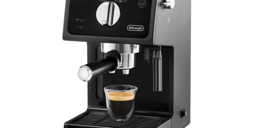 Рожковая кофемашина Delongi ECP 31.21 - отзыв покупателя