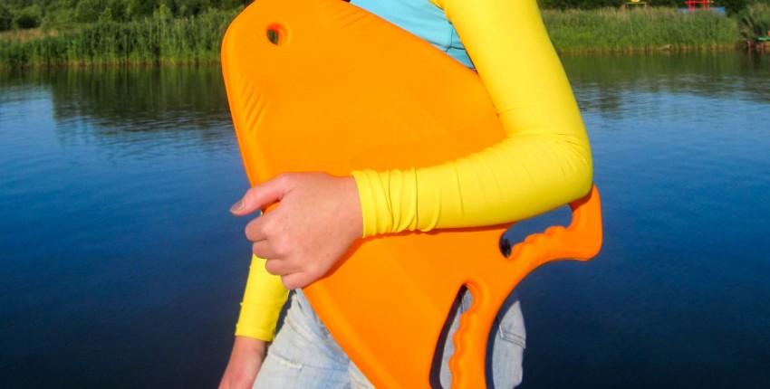 Детская доска для плавания