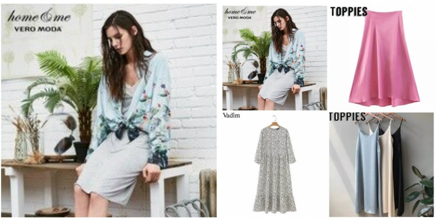 Модные покупки с Алиэкспресс - одежда и бижутерия копии Зары.