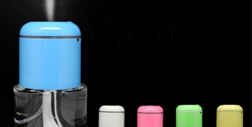 увлажнитель Мини Портативный USB ароматизатор