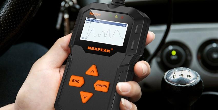 Авто диагностический сканер Прибор для диагностики ошибок автомобиля - отзыв покупателя