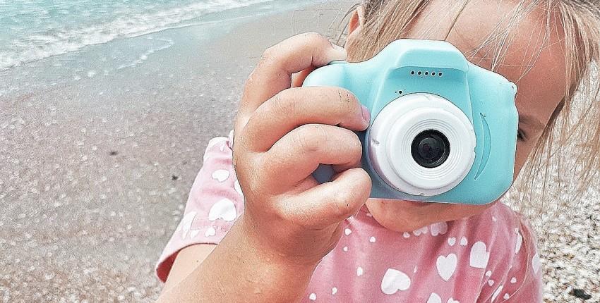 Детская камера с Алиэкспресс