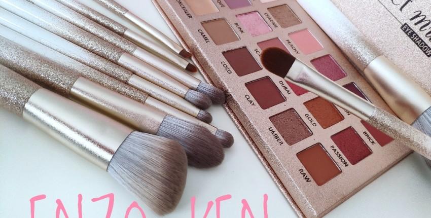 Роскошные кисти из магазина ENZOKEN Official Store - отзыв покупателя
