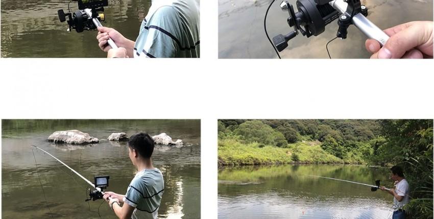 Подводная рыболовная камера Gam 15 м 25 м HD 1000TVL