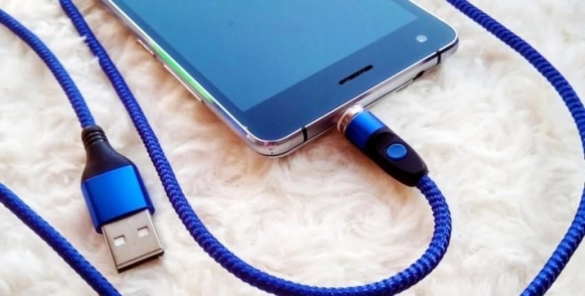 Магнитный кабель Micro USB GREENPORT